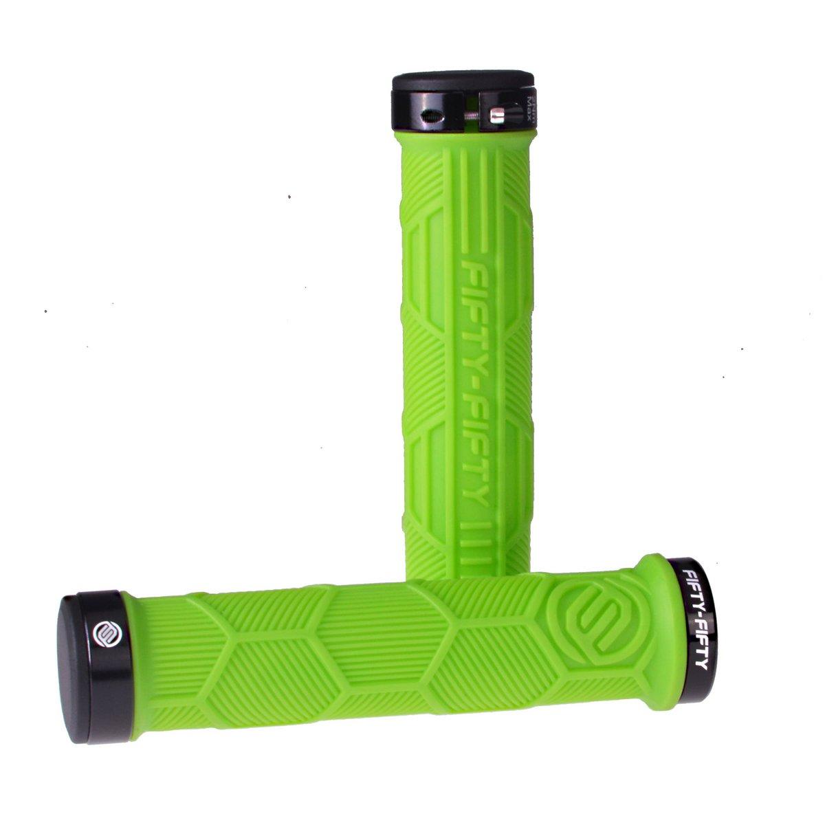 grip_green DUAL LOCK-ON GRIPS